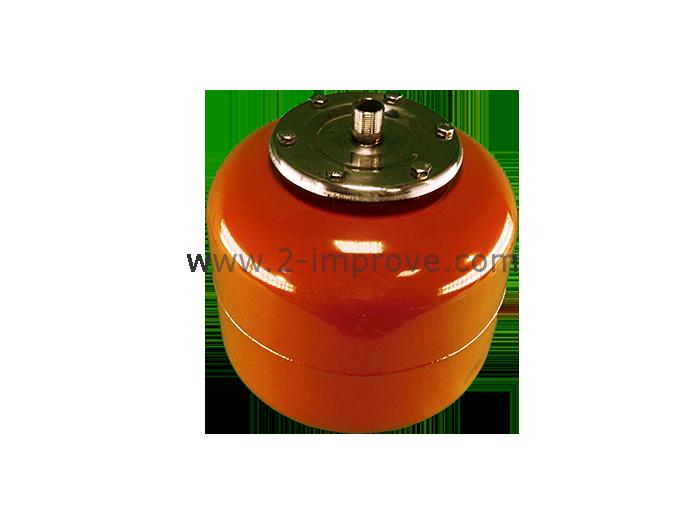 12 liter expansievat voor zonneboiler systemen