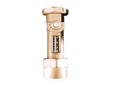 zonneboiler flowmeter