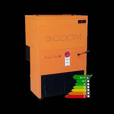 Pelletketel Biodom 27-C5