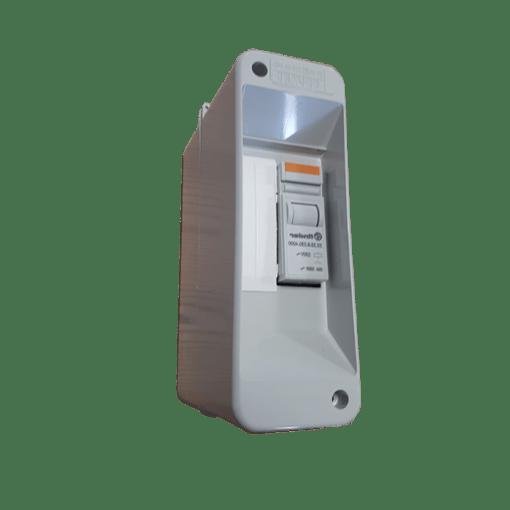 relais 220V met behuizing