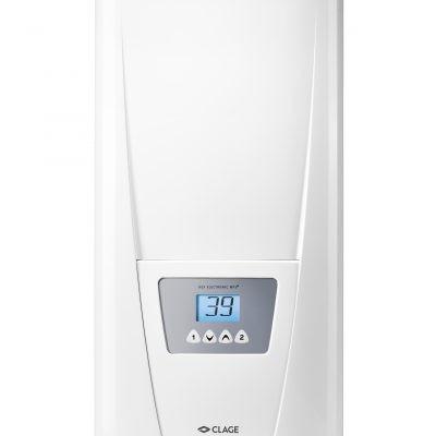 doorstroomwaterverwarmer
