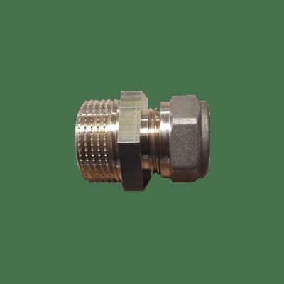 knelkoppeling Ø15 mm