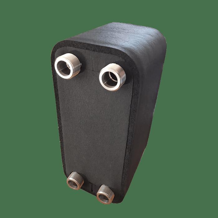 isolatie voor platenwarmtewisselaar