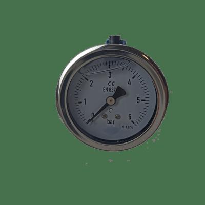 glycerine manometer