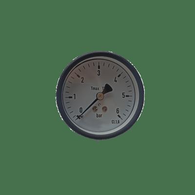 solar manometer