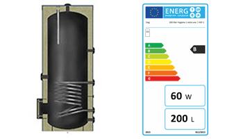 energielabel boiler groep a
